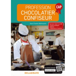 PROFESSION CHOCOLATIER CONFISEUR CAP