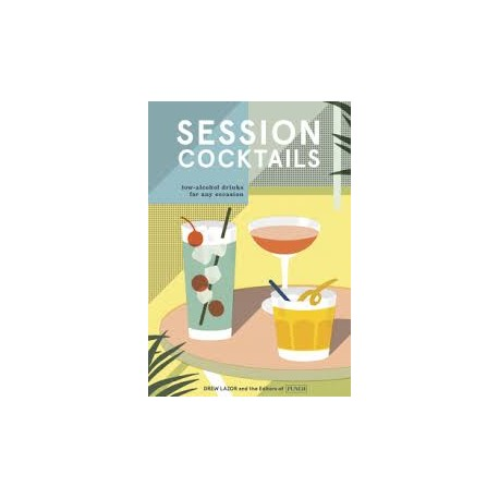 SESSION COCKTAILS low alcohol drink for any occasion