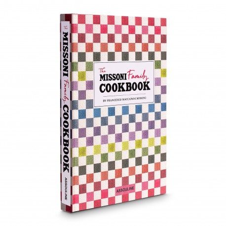 THE MISSONI FAMILY COOKBOOK (anglais)