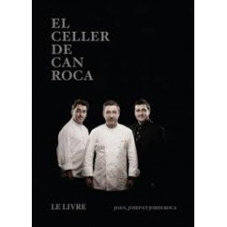EL CELLER DE CAN ROCA LE LIVRE