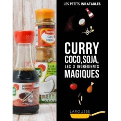 CURRY, COCO, SOJA LES 3 INGREDIENTS MAGIQUES