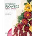BUTTERCREAM FLOWERS FOR ALL SEASONS (anglais)