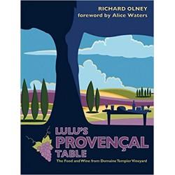 Lulu's provençal table (Anglais)