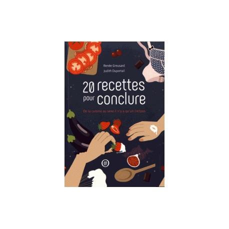 20 RECETTES POUR CONCLURE