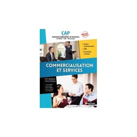 COMMERCIALISATION ET SERVICES - CAP
