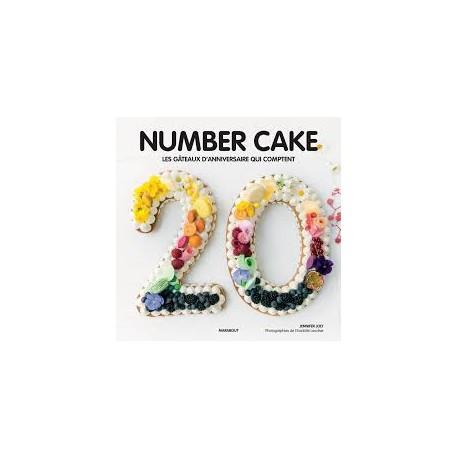 NUMBER CAKE Les gâteaux d'anniversaire qui comptent