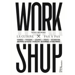 WORKSHOP LA CUISINE PAS A PAS viandes, poissons, légumes, fruits, décoration