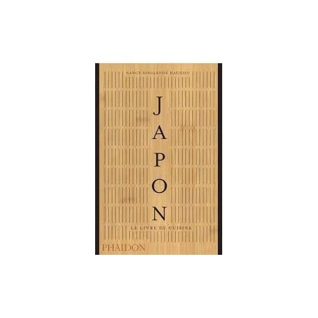 JAPON LE LIVRE DE CUISINE