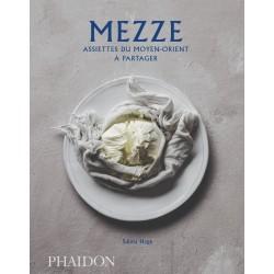 MEZZE assiettes du Moyen-Orient à partager