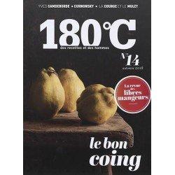 180°C des recettes et des hommes Volume 14 (automne 2018)