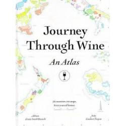 JOURNEY THROUGH WINE AN ATLAS (anglais)