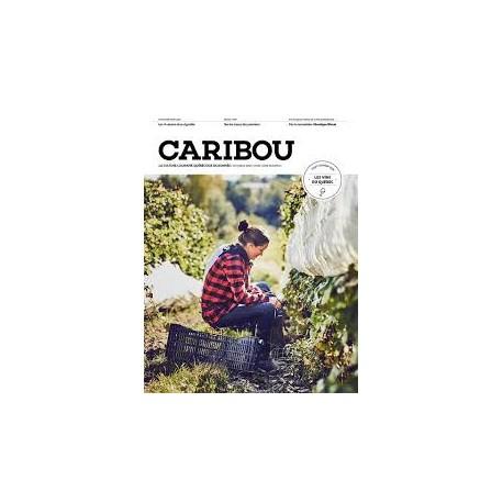 CARIBOU HORS SERIE N°1 LES VINS DU QUEBEC