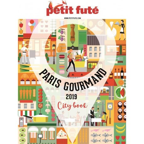 PARIS GOURMAND 2019