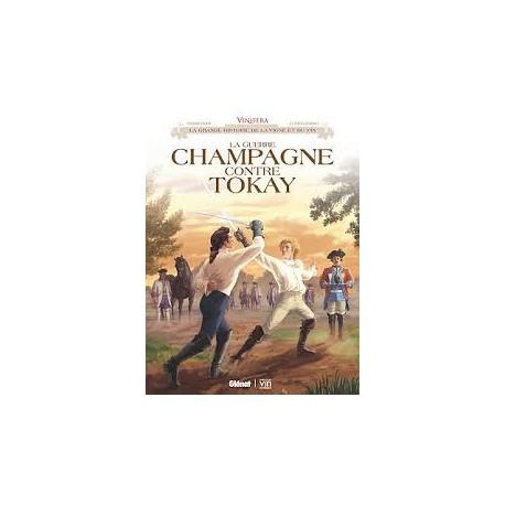 LA GUERRE CHAMPAGNE CONTRE TOKAY