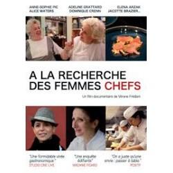 A LA RECHERCHE DES FEMMES CHEFS (DVD)