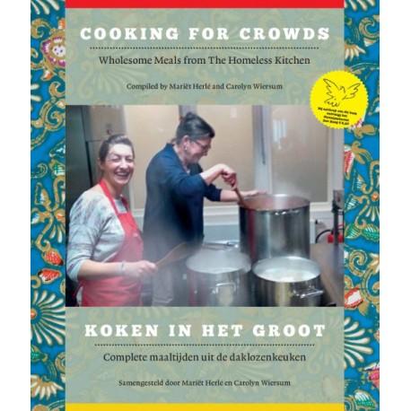 COOKING FOR CROWDS (anglais neerlandais)