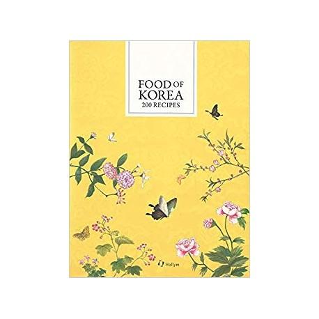 FOOD OF KOREA 200 recipes