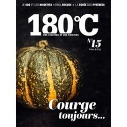 180°C des recettes et des hommes Volume 15 (hiver 2019)