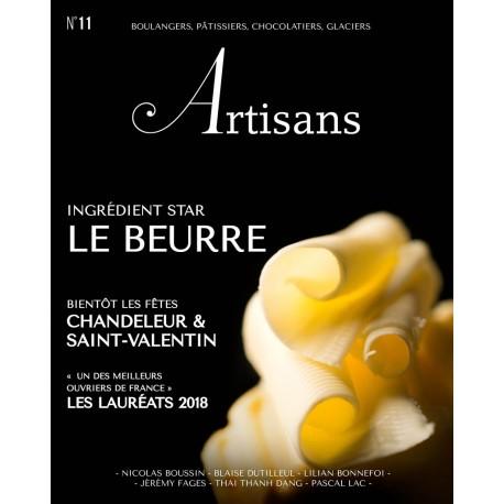 ARTISANS n°11 boulangers, pâtissiers, chocolatiers, glacier