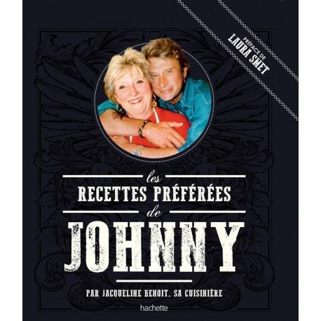 LES RECETTES PREFEREES DE JOHNNY