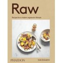 RAW Recipes for a modern vegetarian lifestyle (anglais)