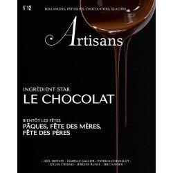 ARTISANS n°12 Boulangers, pâtissiers, chocolatiers, glaciers