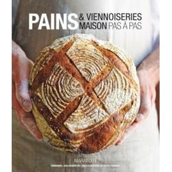 PAINS ET VIENNOISERIES MAISON PAS à PAS