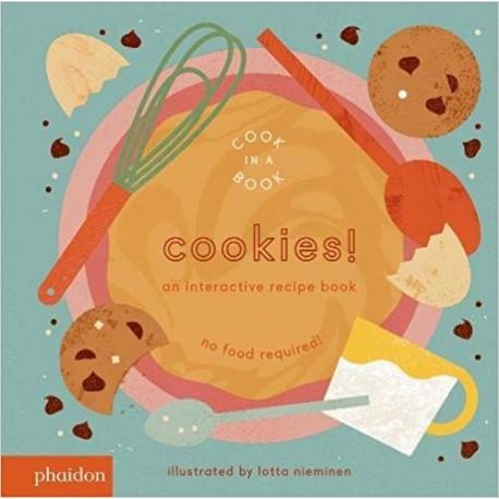 COOKIES ! AN INTERACTIVE RECIPE BOOK