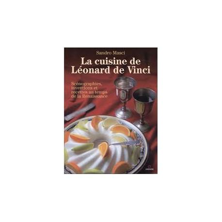 LA CUISINE DE LEONARD DE VINCI