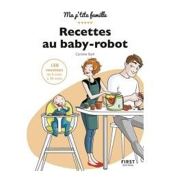 RECETTES AU BABY-ROBOT