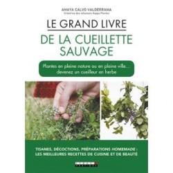 LE GRAND LIVRE DE LA CUEILLETTE SAUVAGE
