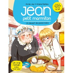 JEAN PETIT MARMITON - Un dessert de grand-mère (tome 8)