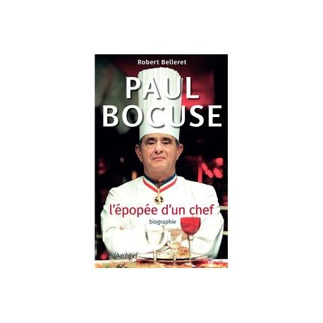 PAUL BOCUSE l'épopée d'un chef