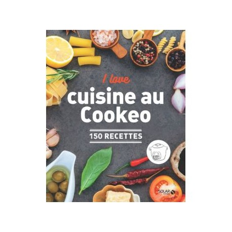 I LOVE CUISINE AU COOKEO