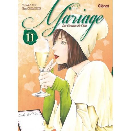 MARIAGE T11 LES GOUTTES DE DIEU