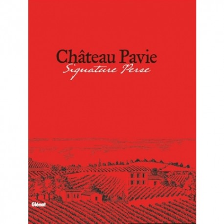 CHATEAU PAVIE - SIGNATURE PERSE (ANGLAIS)