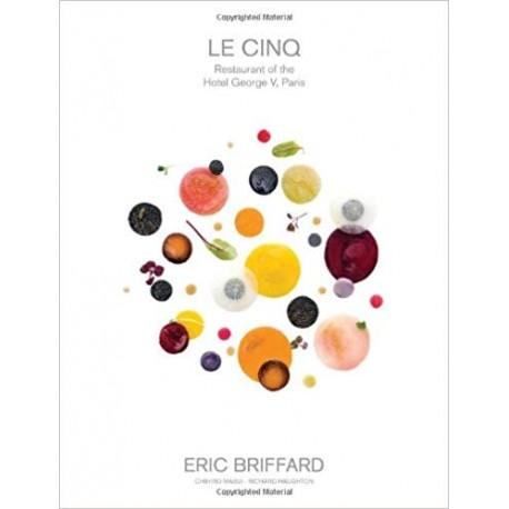 ERIC BRIFFARD LE CINQ (petit format) ANGLAIS