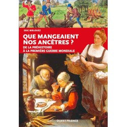 QUE MANGEAIENT NOS ANCETRES ?