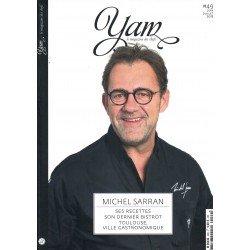YAM LE MAGAZINE DES CHEFS N° 49 JUIN JUILLET 2019