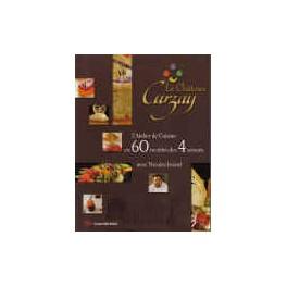LE CHÂTEAU CURZAY L'ATELIER DE CUISINE EN 60 RECETTES