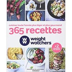 365 RECETTES WEIGHT WATCHERS