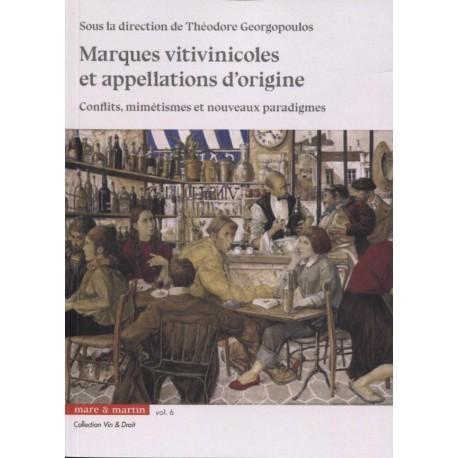 MARQUES VITIVINICOLES ET APPELLATIONS D'ORIGINE