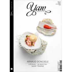YAM LE MAGAZINE DES CHEFS N° 50 AOUT SEPTEMBRE 2019