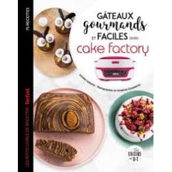 GÂTEAUX GOURMANDS ET FACILE AVEC CAKE FACTORY