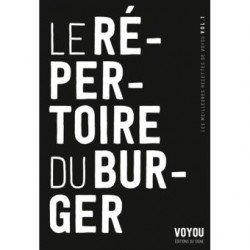LE REPERTOIRE DU BURGER