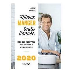 MIEUX MANGER TOUTE L'ANNEE 2020