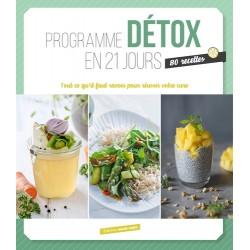 PROGRAMME DETOX EN 21 JOURS 80 recettes