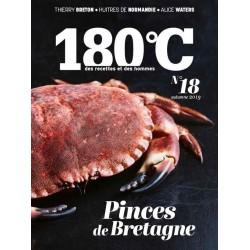 180°C Des recettes et des hommes Volume 18 (Automne 2019)
