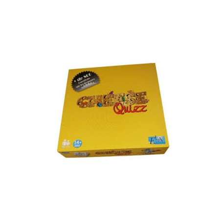 CHEESE QUIZZ