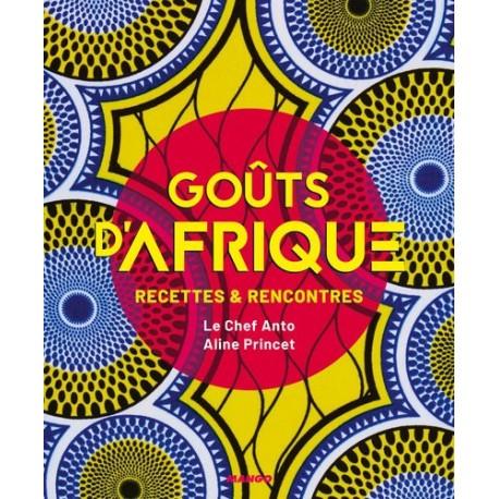 GOUT D'AFRIQUE recettes & rencontres
